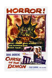 Night of the Demon - Movie Poster Reproduction Posters