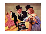 Top Hat - Lobby Card Reproduction Print