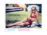 Lolita - Lobby Card Reproduction Posters