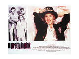 Pretty in Pink - Lobby Card Reproduction Pôsters