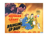 Bringing Up Baby - Lobby Card Reproduction Posters