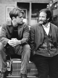 indomable Will Hunting, El Fotografía
