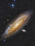 Messier 31, the Andromeda Galaxy Photographic Print