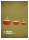 Goldilocks Posters por Christian Jackson