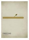 Pinocchio Affiches par Christian Jackson