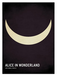 Alice in Wonderland Poster by Christian Jackson