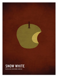 Sneeuwwitje Posters van Christian Jackson