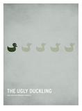Ugly Duckling Kunst av Christian Jackson