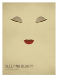 Sleeping Beauty Art by Christian Jackson