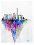 Monolith II Poster van Marc Allante
