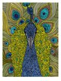 The Peacock Julisteet tekijänä Valentina Ramos