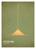 Peter Pan Pôsters por Christian Jackson