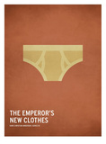 The Emperor's New Clothes Posters por Christian Jackson