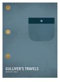 As Viagens de Gulliver Pôsteres por Christian Jackson