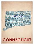 Connecticut Plakater