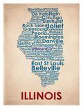 Illinois Plakater