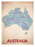 Australia アート