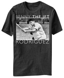 The Sandlot - Benny the Jet T-paita