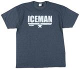Top Gun - Ice Man Camisetas