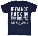 Ace Ventura - 5 Minutes T-skjorte