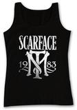 Tank Top: Scarface - Symbol Trägerhemd