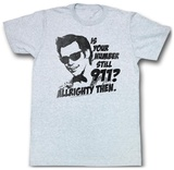 Ace Ventura - Nine One One T-shirts