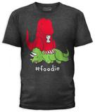 Hashtag Foodie (slim fit) T-shirts
