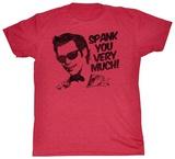 Ace Ventura - Spank You T-shirts