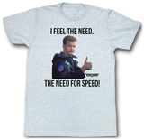 Top Gun - Feel The Need Shirts