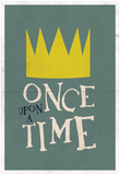 Once Upon A Time Plakater