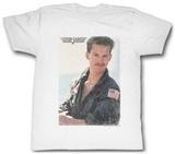 Top Gun - Goose Fade T-shirts