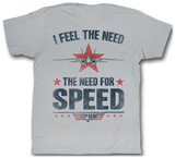 Top Gun - Needing Speed T-shirts