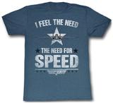 Top Gun - Need For Speed T-skjorter