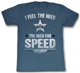 Top Gun - Need For Speed T Shirts