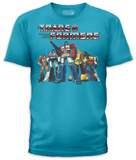 Transformers - Autobot Crew (slim fit) Tshirts