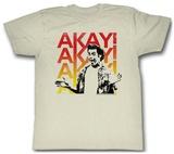 Ace Ventura - Akayakay T-shirts