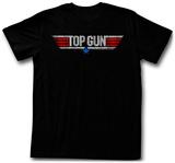 Top Gun - Logo T-skjorte