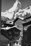 Switzerland, Zermatt Reproduction photographique