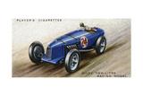 Riley Racing Car Giclee Print