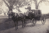 Private Carriage Photo Reproduction photographique