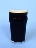 A Pint of Guinness Fotografisk tryk