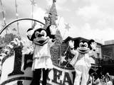 Disneyworld, Florida Lámina fotográfica