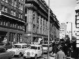 Manchester 1960S Fotografie-Druck