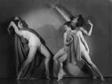 Masks of Lucifer Ballet Photographic Print