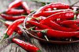 Chili Pepper Fotografie-Druck von  Nitr