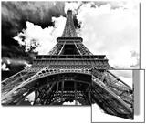 Eiffel Tower - Paris - France - Europe Poster von Philippe Hugonnard