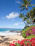 Playa tropical Lámina fotográfica por M Swiet Productions