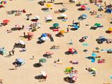 Portugal Beach Fotografie-Druck von David Lopes