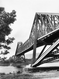 Connel Ferry Bridge Photographic Print by Fred Musto