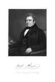 Joseph Hume Reproduction procédé giclée par George Peter Alexander Healy